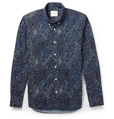 Saturdays Surf NYC Printed Cotton Shirt