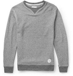Saturdays Surf NYC Cotton-Blend Jersey Sweatshirt