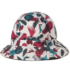Saturdays Surf NYC Reversible Printed Bucket Hat