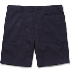Burberry Brit Slim-Fit Woven-Cotton Shorts