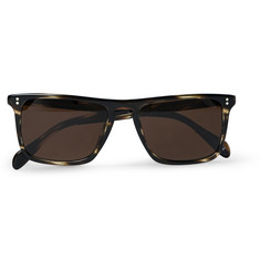 Oliver Peoples Bernado D-Frame Acetate Sunglasses