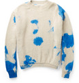 The Elder Statesman - Dip-Dyed Cashmere Sweater