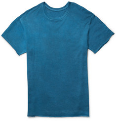 The Elder Statesman - Cashmere and Silk-Blend T-Shirt