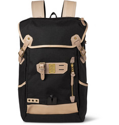 Master-Piece Canvas and Leather Backpack