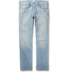 Simon Miller M001 Copen Washed-Denim Jeans