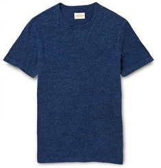 Simon Miller Cotton and Silk-Blend T-Shirt