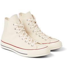 Converse - 1970s Chuck Taylor Canvas High Top Sneakers