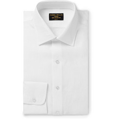 Emma Willis White Linen Shirt
