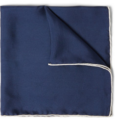 Emma Willis Silk Pocket Square