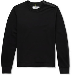 OAMC Zip-Shoulder Jersey Sweatshirt