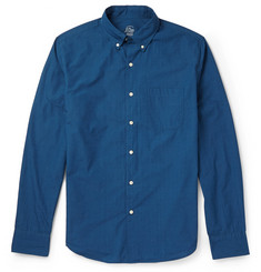 J.Crew Indigo-Dyed Cotton Shirt