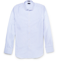 J.Crew Ludlow Striped Cotton Shirt