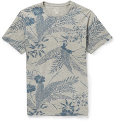 J.Crew Printed Cotton T-Shirt