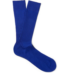 Pantherella Danvers Cotton-Blend Socks