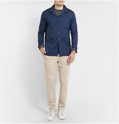 AMI Lightweight Wool Overshirt
