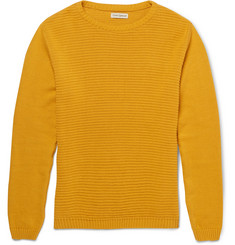 Oliver Spencer Knitted Cotton Sweater
