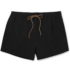 Paul Smith Shoes & Accessories Mid-Length Swim Shorts