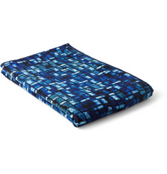 Paul Smith Shoes & Accessories Mosaic-Print Cotton Loopback Towel