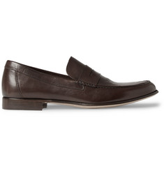 Paul Smith Shoes & Accessories Casey Leather Penny Loafers
