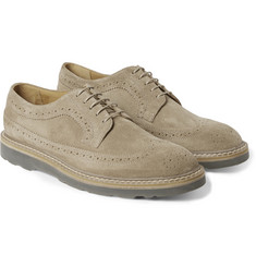 Paul Smith Shoes & Accessories Grand Suede Brogues