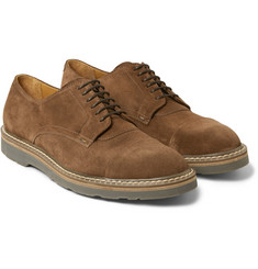 Paul Smith Shoes & Accessories Thom Suede Derby Shoes