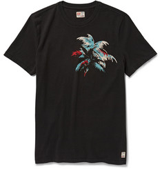 M.Nii Cocoa Palms Printed Cotton-Jersey T-Shirt