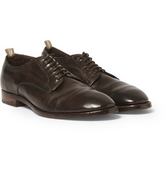 Officine Creative Princeton Leather Oxford Shoes