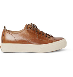 Officine Creative Nomad Leather Low-Top Sneakers