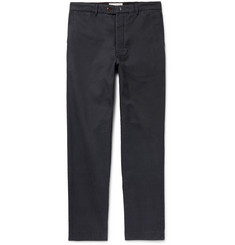 Officine Generale Fisherman Cotton-Twill Chinos