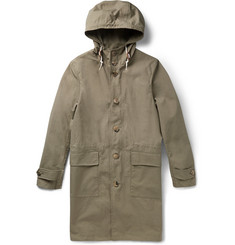 Mackintosh Appin Ventile Hooded Rain Coat