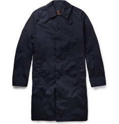 Mackintosh Dunkeld Handmade Bonded-Cotton Rain Coat