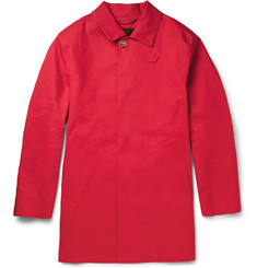 Mackintosh Dunoon Handmade Bonded-Cotton Rain Coat