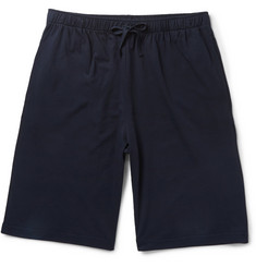 Sunspel Supima Cotton-Jersey Lounge Shorts