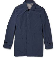 Todd Snyder Reversible Shell Trench Coat