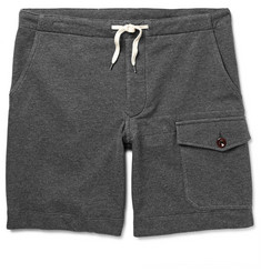 Todd Snyder French-Terry Cotton Shorts