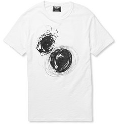 Todd Snyder Printed Slubbed Cotton-Jersey T-Shirt