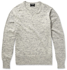 Todd Snyder Mélange Cotton Sweater