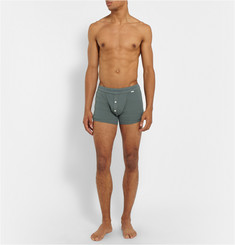 Schiesser Karl Cotton Boxer Briefs