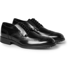 Tod's Leather Derby Brogues