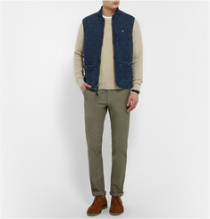Polo Ralph Lauren Quilted Denim Gilet