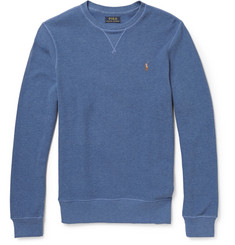Polo Ralph Lauren Waffle-Knit Cotton Sweater