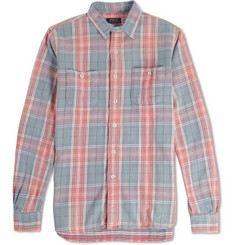 Polo Ralph Lauren Madras-Check Cotton Shirt