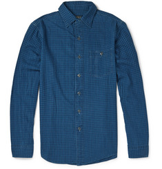 Polo Ralph Lauren Checked Woven Cotton Shirt