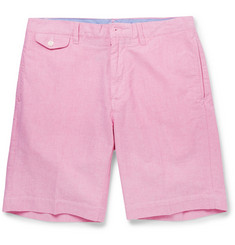 Polo Ralph Lauren Slim-Fit Cotton Oxford Shorts
