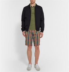 Polo Ralph Lauren Madras-Check Cotton Shorts