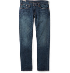 Polo Ralph Lauren Sullivan Washed-Denim Jeans