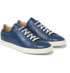 Common Projects Achilles Leather Low Top Sneakers