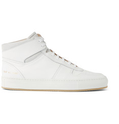 Common Projects BBall Leather High Top Sneakers