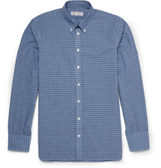 Turnbull & Asser Checked Cotton Shirt