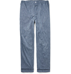 Sleepy Jones Marcel Woven-Cotton Pyjama Trousers